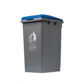 Κάδος απορριμμάτων - ανακύκλωσης Ram 45lt Μπλε