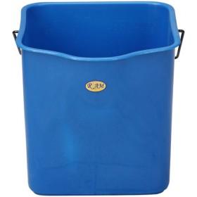 Πλαστικός κουβάς με χειρολαβή Μπλε 25lt