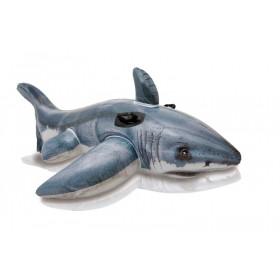 Φουσκωτό παιχνίδι Καρχαρίας Intex Great White Shark 57525