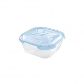 Δοχείο τροφίμων microwave Tontarelli Nuvola Square 1000ml