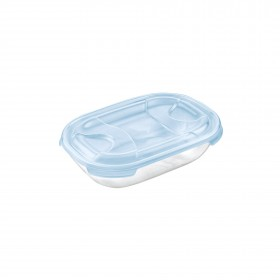 Δοχείο τροφίμων microwave Tontarelli Nuvola Rectangular 500ml