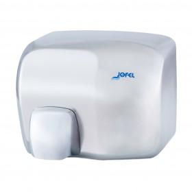 Μεταλλικός στεγνωτήρας χεριών Jofel Iberto Shiny AA92000