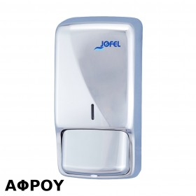 Μεταλλική σαπουνοθήκη αφρού Jofel Futura Shiny AC45500