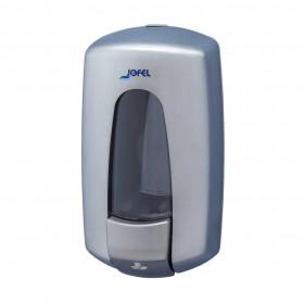 Μεταλλική Σαπουνοθήκη τοίχου Jofel Futura Satin inox AC79000