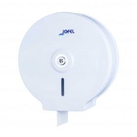 Μεταλλική θήκη χαρτιού υγείας Jumbo Jofel Clasica white AE12100