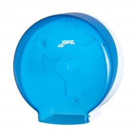 Πλαστική θήκη χαρτιού υγείας Jumbo Jofel Azur blue AE52200