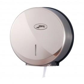 Πλαστική θήκη χαρτιού υγείας Jumbo Jofel Nickel plated ABS AE58300