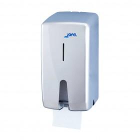 Μεταλλική θήκη οικιακών ρολών υγείας Jofel Futura Shiny AF55500