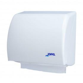 Πλαστική βάση για ρολό χαρτί Jofel Azur white AH45000