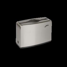 Μεταλλική επιτραπέζια θήκη για χειροπετσέτες ζικ-ζακ Jofel AH52800 NICKEL PLATED