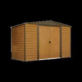 Αποθήκη Κήπου Μεταλλική Arrow Woodridge 10x6