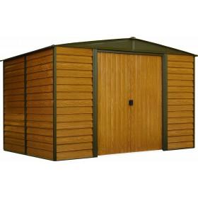 Αποθήκη Κήπου Μεταλλική Arrow Woodridge 10x8