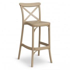 Σκαμπό Bar Tilia Capri Bar Chair 65/75cm
