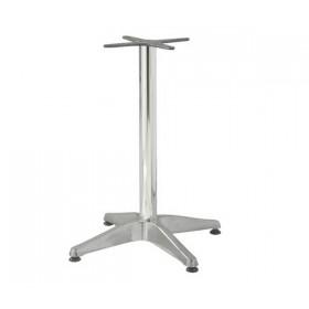 Βάση αλουμινίου για τραπέζι Palma τετράνυχη E051