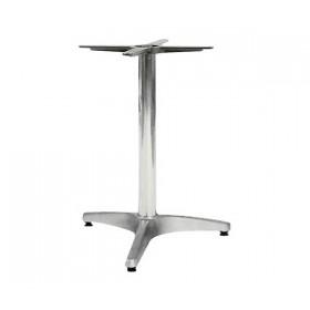 Βάση αλουμινίου για τραπέζι Palma τρίνυχη E053,10