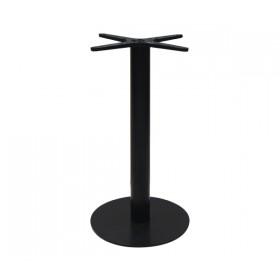 Μεταλλική βάση για τραπέζι Prato steel round