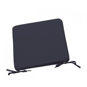 Μαξιλάρι Chair για κάθισμα 42x42cm σε χρώμα Γκρι