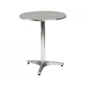 Τραπέζι αλουμινίου Palma Στρογγυλό Ø60cm