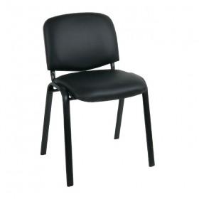 Κάθισμα αναμονής Sigma PVC Black Αγορά ανα 6τμχ