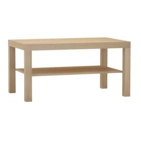 Μακρόστενο τραπέζι σαλονιού 90x50cm Decon Σημύδα