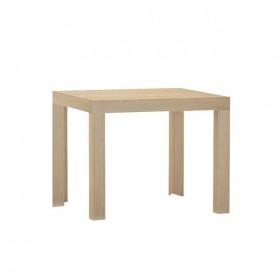 Τετράγωνο τραπέζι σαλονιού 55x55cm Decon Σημύδα
