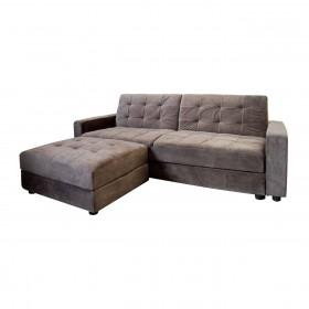 Καναπές Αναστρέψιμη Γωνία Κρεβάτι Jackson