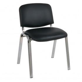 Κάθισμα αναμονής Sigma PVC Black αγορά ανα 6 τμχ