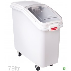 Δοχείο τροφίμων Rubbermaid ProSave Ingedient bin 79lt