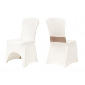 Κάλυμμα πολυτελείας για καρέκλες δεξιώσεων Strech Orleans