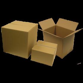 Χαρτοκιβώτια με 3 φύλλα Τρίφυλλη κούτα μεταφοράς - τιμές από