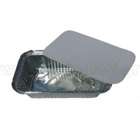 Σκεύη αλουμινίου μιας χρήσης Μακαρονάδας Μεγάλο - 100τμχ