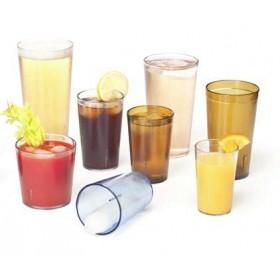 Πλαστικά ποτήρια Carlisle σειρά San Stackable