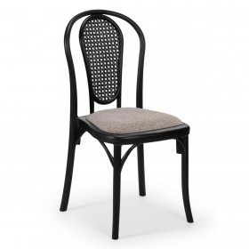 Καρέκλα εστιατορίου Cafe (Τύπου Βιέννης) Tilia Sozo Cozy με μαξιλάρι
