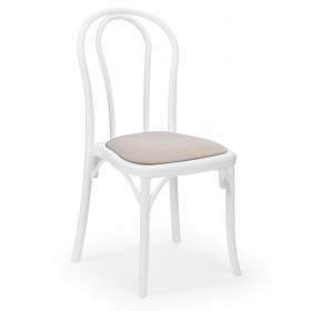 Καρέκλα εστιατορίου Cafe (Τύπου Βιέννης) Tilia Sozo με μαξιλάρι