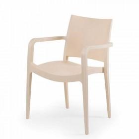 Πολυθρόνα εστιατορίου Cafe Tilia Specto XL