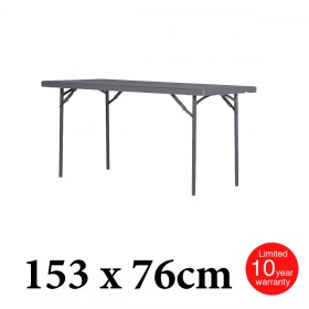 Πτυσσόμενο τραπέζι έξι ατόμων Zown XL150 New