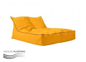 Ξαπλώστρα Πουφ αδιάβροχη για πισίνα Bingo Floating Διθέσιο