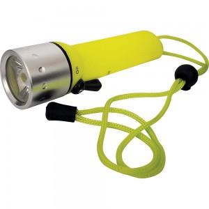 Φακός χειρός αδιάβροχος LED φωτεινότητας 160lm Escape 11471