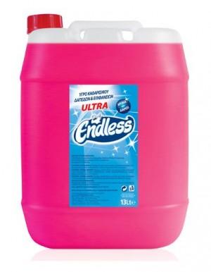Υγρό γενικού καθαρισμού Endless Ultra Κεράσι 13L