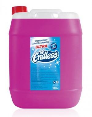 Υγρό γενικού καθαρισμού Endless Ultra Λεβάντα 13L