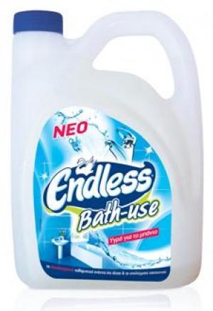 Υγρό μπάνιου κατά των αλάτων Endless Bath-Use 4L