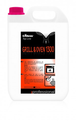 Καθαριστικό για φούρνους Endless Top Line Grill & Oven 1300 5lt