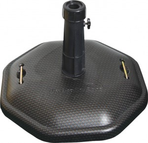 Βάση ομπρέλας από τσιμέντο για ιστούς Ø48mm - 30kg