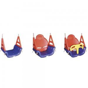 Κρεμαστή παιδική κούνια για μωρά 3 σε 1 - 12591