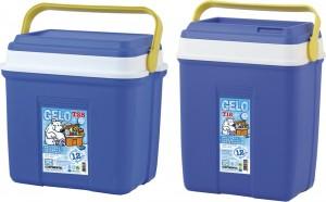 Σετ Ισοθερμικών ψυγείων Continental Gelo Combinata