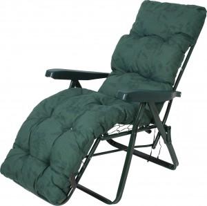 Πτυσσόμενη πολυθρόνα Relax με 7 θέσεις και υποπόδιο Escape