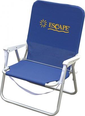 Καρεκλάκι παραλίας με κοντή πλάτη Escape