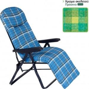 Πτυσσόμενη πολυθρόνα με 6 θέσεις και υποπόδιο Escape 15638