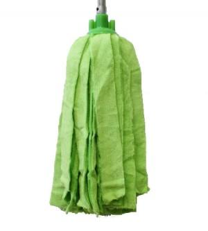 Σφουγγαρίστρα βιδωτή microfiber Ram 200gr Πράσινη