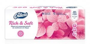 Χαρτί Υγείας Endless Soft 105gr 4ply 10 ρολά